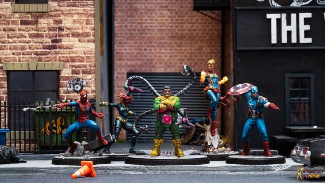 Marvel- Crisis Protocol Wallpaper