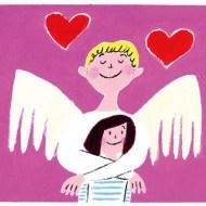 手描きの子供向けのかわいいイラスト
