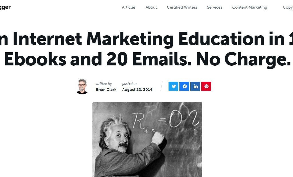 Copyblogger Online Digital Marketing Courses