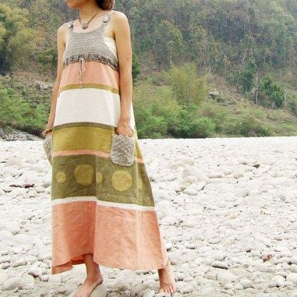 Summer Solstice Dress