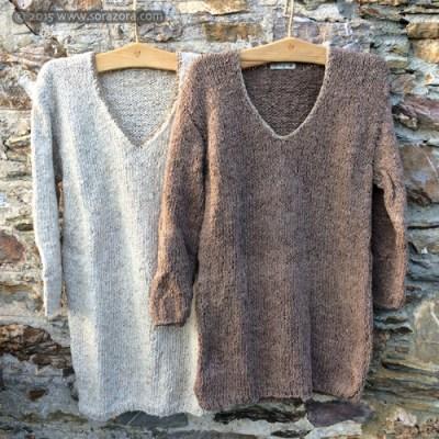 Long Sleeve Knit Tunic