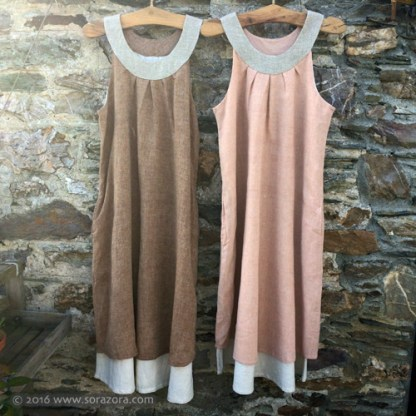 Yuru Layered Dress