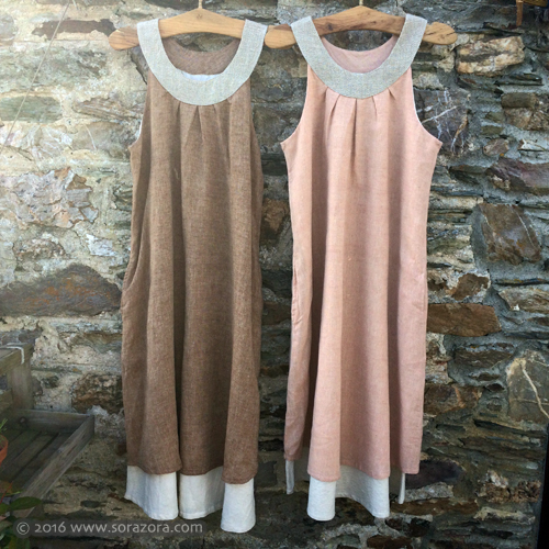 Yuru Layered Dress