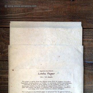 Lokta Paper