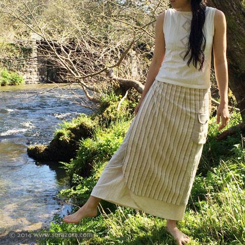 Shanti Maki Skirt