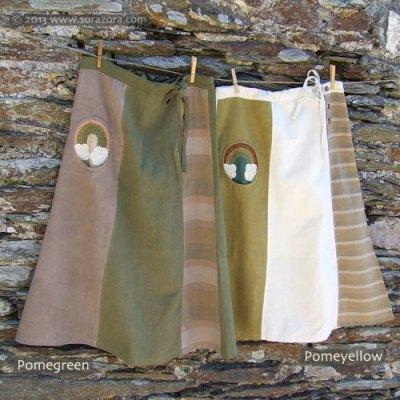 Nijimaru Long Skirt