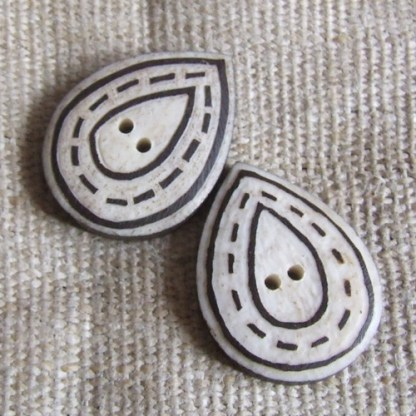 Water Drop Buttons