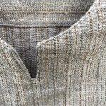 Stripe Linen Kurta