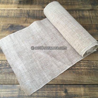 Hemp Tanmono Fabric