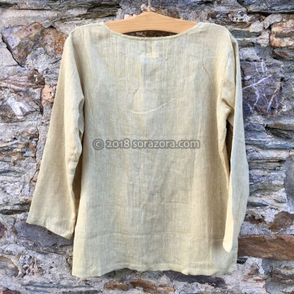 Round Neck Kurta Top