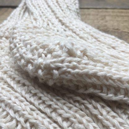 Handknit Hemp Socks