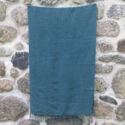 Natural Dyed Handwoven Shawl