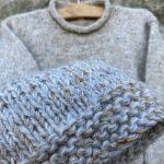 Himalayan Hemp & Wool Jumper