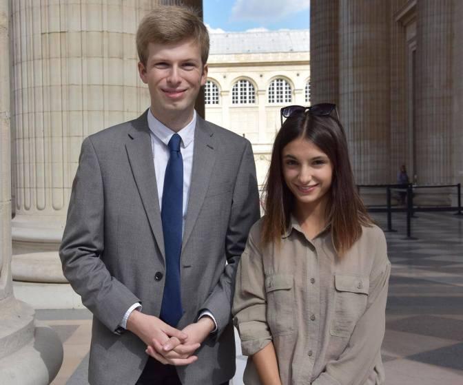 Communication - Matthieu PATOURET & Diane LOPEZ