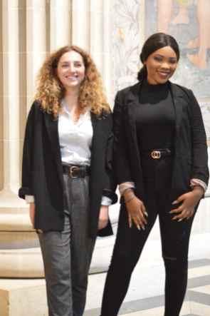UNICEF - Lucie PENNINO & Aïcha RASSOUL