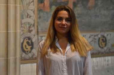 Vice-présidente - Jade BOURDIEC