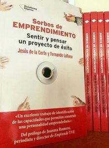 Libro Sorbos de Emprendimiento