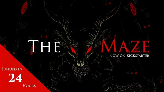 The Maze is a LGBT created horror game!