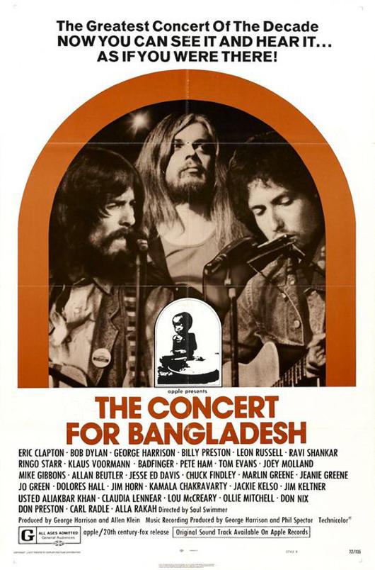 Image result for concert for bangladesh