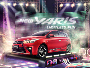 Toyota New Yaris Limitless Fun