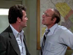 Jim and Lt. Furlong discuss the Prentiss Carr case.