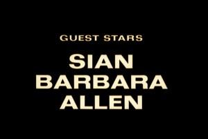 Sian Barbara Allen