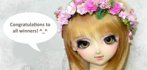 Announcing Sorenka Artwork 2nd Anniversary Giveaway (1) Winners!