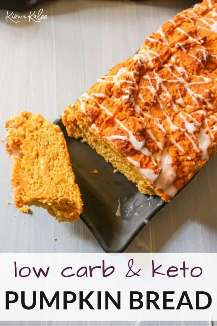 Our Final Keto Pumpkin Bread Recipe