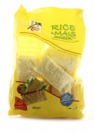 Rice & Mais Snack Bio