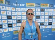 ITU Triathlon World Championship London - winner sorin boriceanu