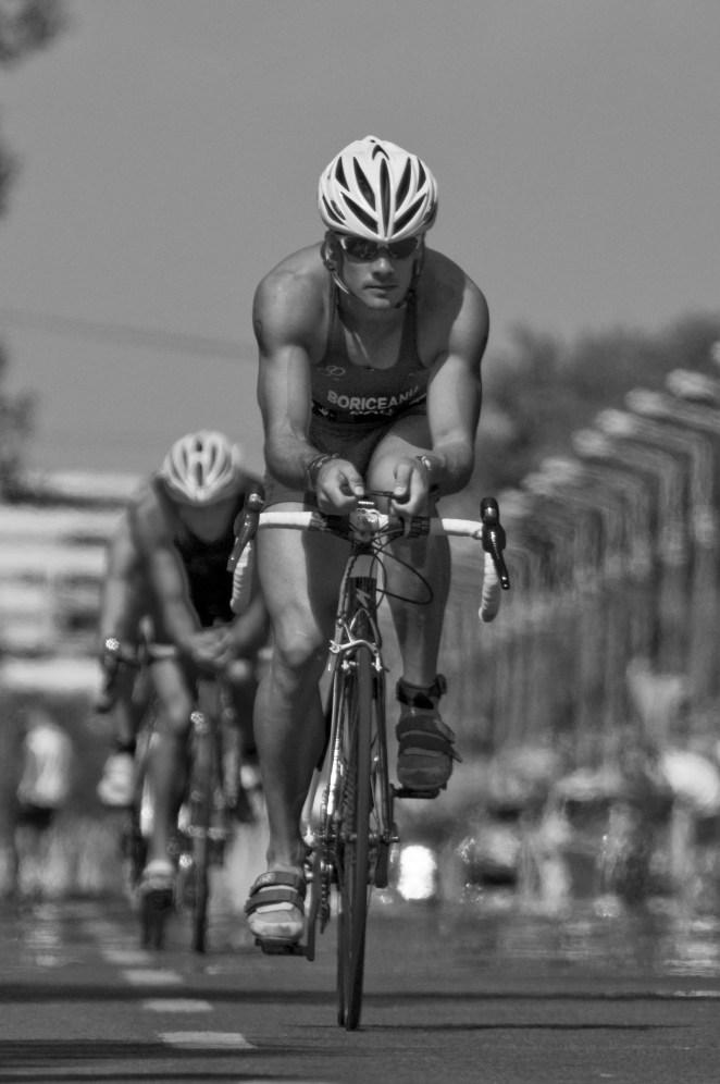 sorin boriceanu - bike course - triatlon 2011