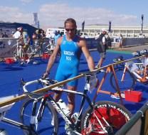 Sorin Boriceanu-Eilat Triathlon 2011