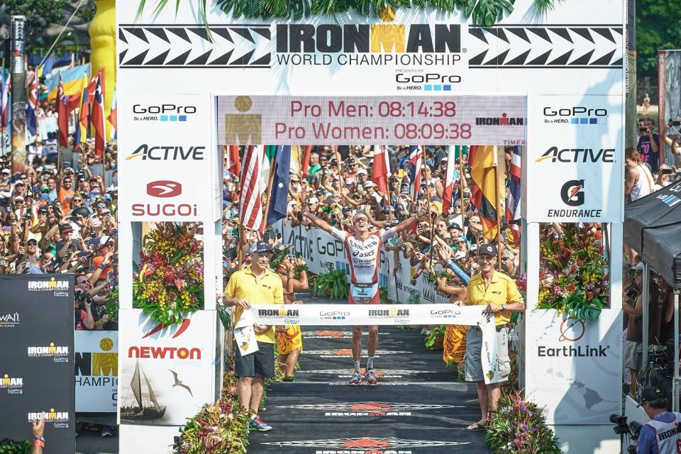 ironman Kona world champion 2015 jan frodeno