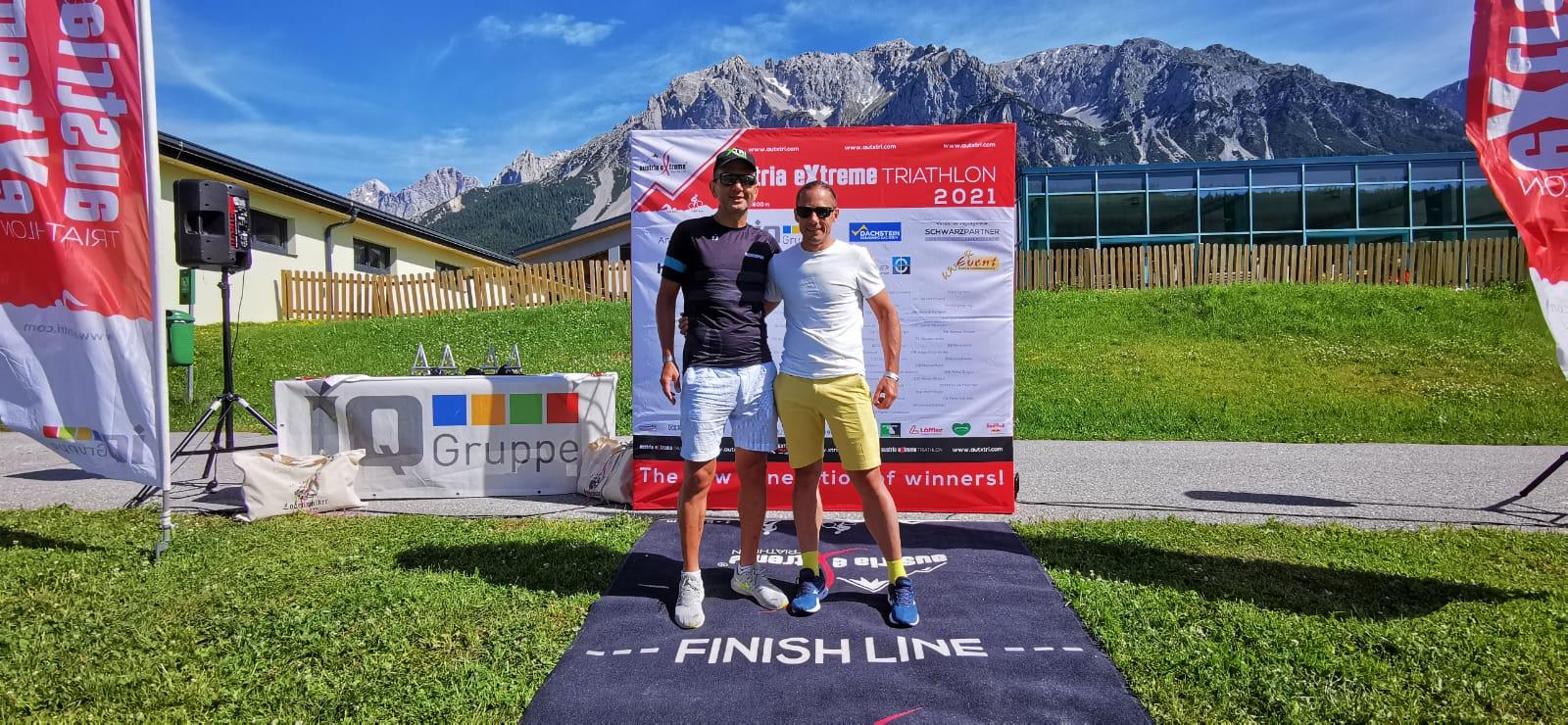 Austria eXtreme Triathlon 2021