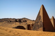 The forgotten pyramids of Sudan