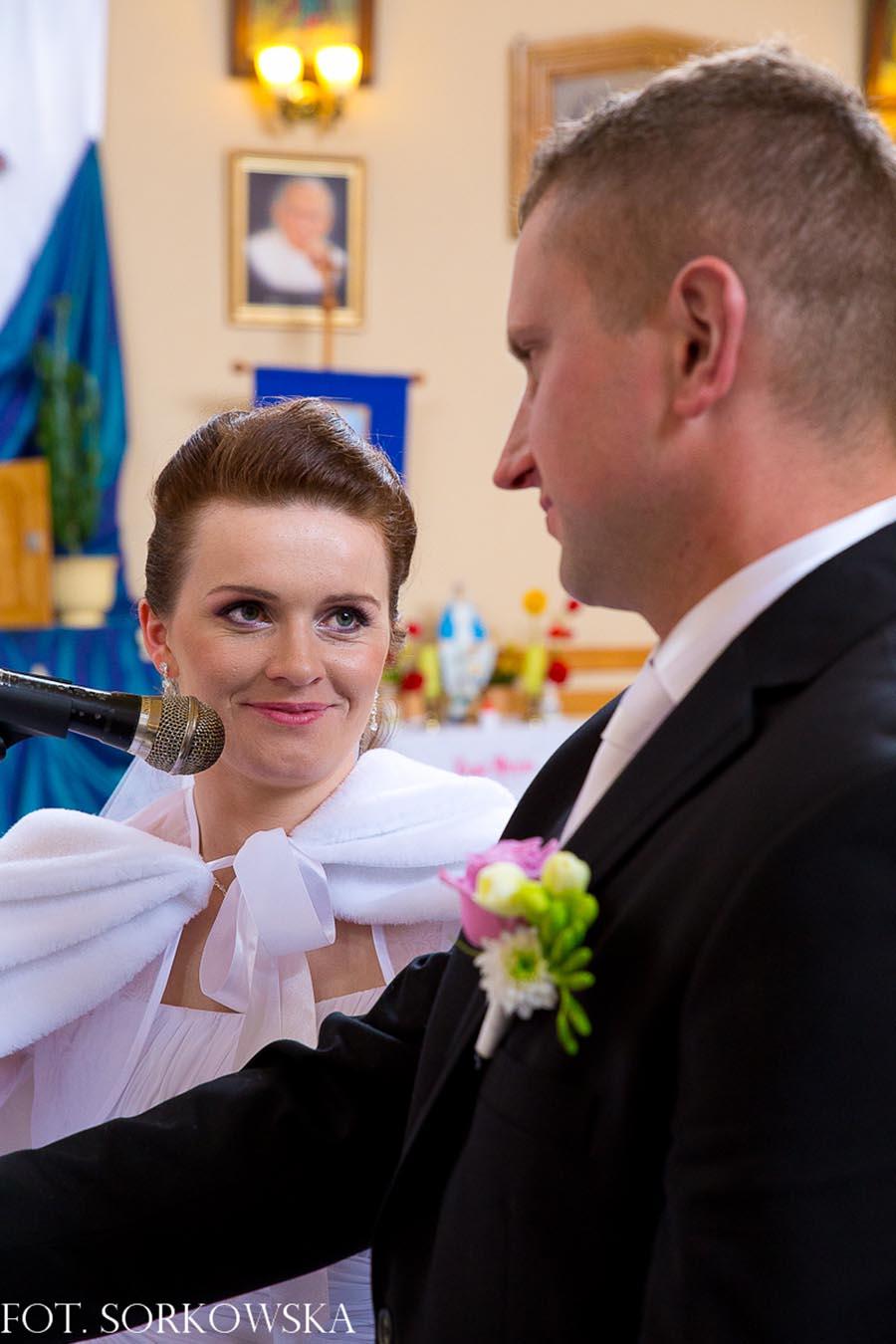 Ślub fotograf Łęczna Puchaczów