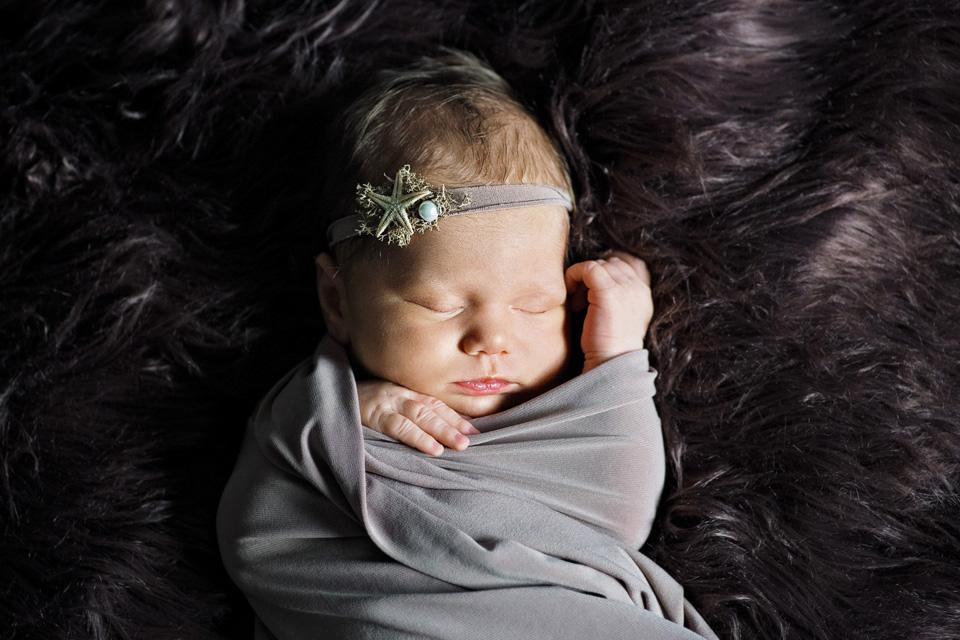 Pola – sesja noworodkowa w Łęcznej