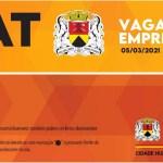 PAT Sorocaba abre 38 novas vagas de emprego nesta sexta (05); cadastre-se