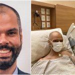Internado para tratar de câncer, estado de saúde de Bruno Covas piora
