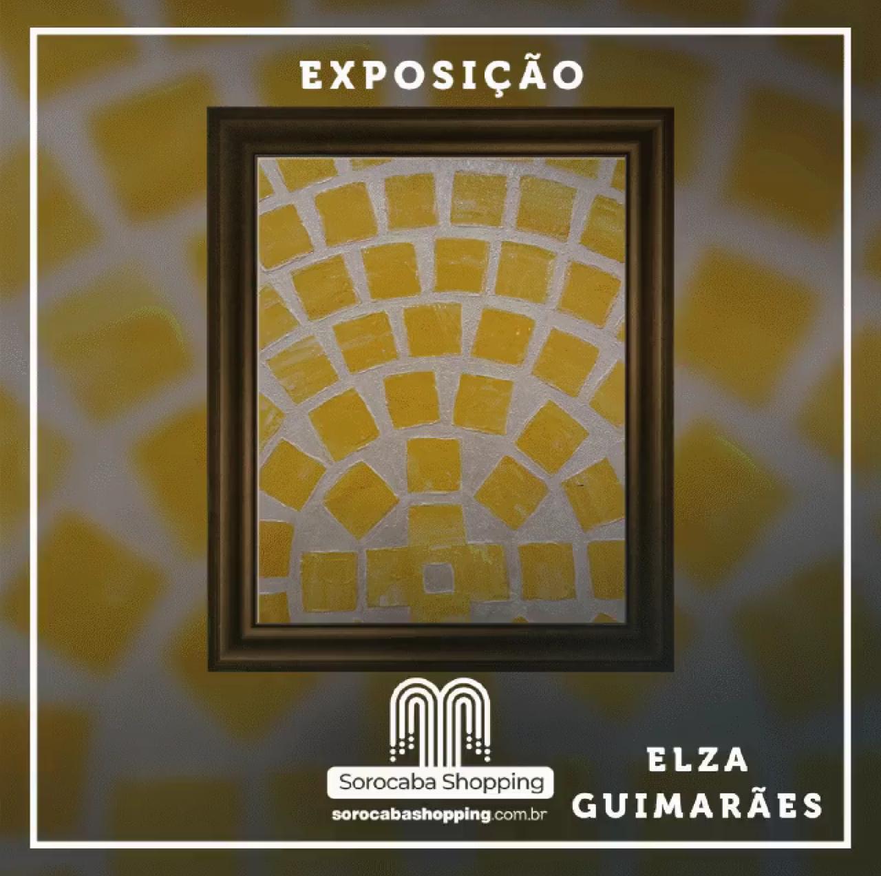 [Finalizado] Exposição de Arte: Elza Guimarães