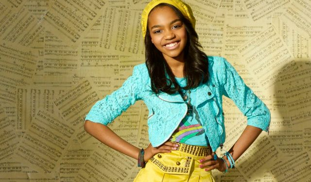 "ANT FARM - China Anne McClain stars as Chyna on Disney Channel's ""ANT Farm."" (Photo by Bob D'Amico/Disney Channel via Getty Images)"