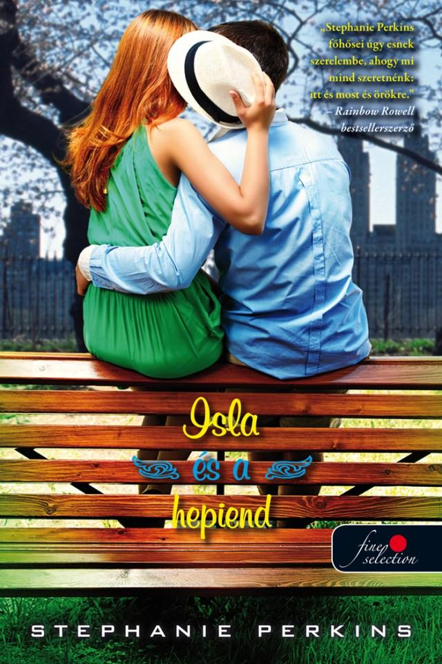 Stephanie Perkins - Isla és a hepiend