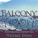 Thyme Chai From Balcony Tea