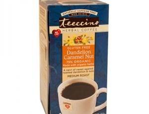 dandelion carmel nut herbal