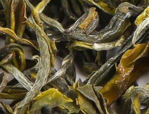 Green Twirl Green Tea