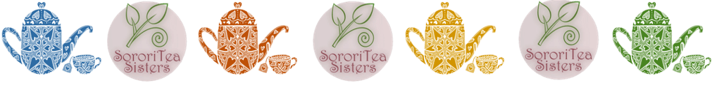 A Sorority of Sisters Who Love Tea