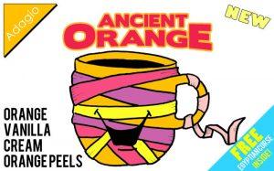 ancient orange