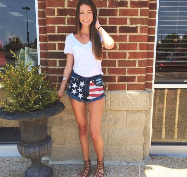 4th of July Fashion - SororityFashion.com