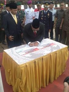 Deklarasi Anti Narkoba Kab. Sukabumi Di LAPAS Warungkiara