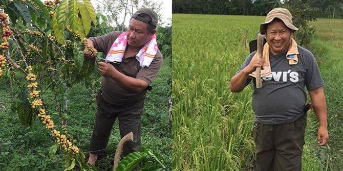 Susno Duadji dari jenderal sampai jadi petani